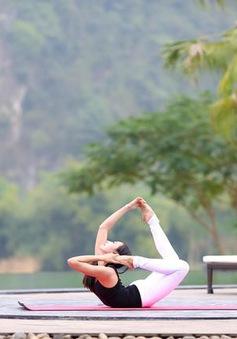 """Trực tiếp Thế hệ số 18h30 (07/12): Tập thể thao cùng """"Cô gái Vàng"""" của Yoga Việt Nam"""