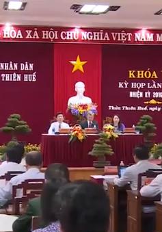 HĐND một số tỉnh miền Trung họp phiên chất vấn và trả lời chất vấn