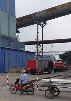 Hải Phòng: Nổ lò luyện thép, 11 người thương vong