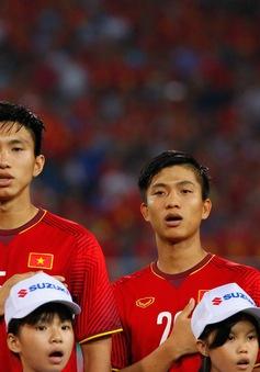 ĐT Việt Nam thống trị đội hình tiêu biểu bán kết AFF Cup 2018