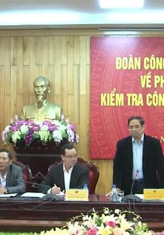 Hà Nam thực hiện các giải pháp đồng bộ phòng ngừa tham nhũng
