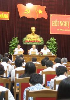 Kỷ luật khiển trách nguyên Giám đốc Công an TP Đà Nẵng Lê Văn Tam