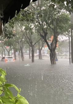 Công điện ứng phó với mưa lũ