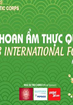Liên hoan ẩm thực quốc tế gây quỹ từ thiện tại Hà Nội