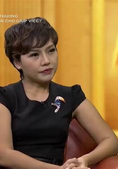 """Thái Thùy Linh mách nước các mẹ cách """"hợp tác"""" tốt với người giúp việc"""