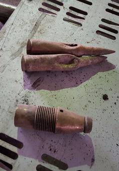 Vụ nổ ở Bắc Ninh: Phát hiện thêm viên đạn kích thước 15.5 cm ở một kho khác