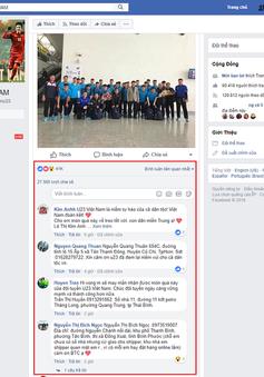 Gần 27.000 người lộ thông tin cá nhân vì page giả mạo U23