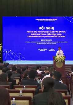 TP.HCM kêu gọi đầu tư thực hiện các dự án ven và trên kênh rạch