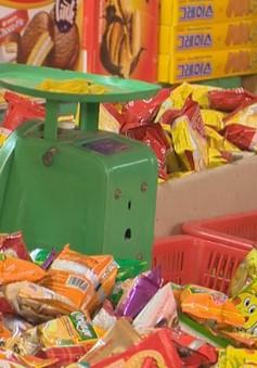 Nhập nhằng chất lượng bánh kẹo ngày Tết ở vùng nông thôn
