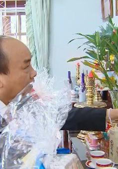Thủ tướng dâng hương nguyên Lãnh đạo Đảng, Nhà nước