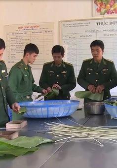 Tết sớm nơi biên cương ở Thừa Thiên Huế