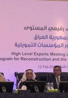 Cần hơn 88 tỷ USD để tái thiết Iraq
