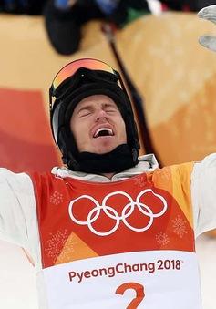 Olympic Pyeongchang 2018: Giành HCV ngoạn mục, Shaun White giúp thể thao Mỹ cán mốc lịch sử