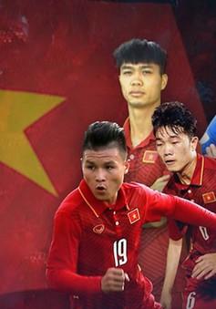 Chương trình đặc biệt Tết Nguyên đán Mậu Tuất 2018: U23 Việt Nam - Lời tự sự sau giải đấu