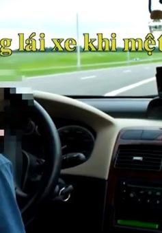 Những lưu ý khi lái xe dịp Tết