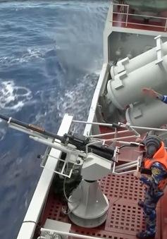 Vùng 4 Hải quân vui Xuân không quên nhiệm vụ