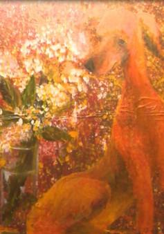 Con Giáp trong hội họa - Nét mới trong cái cũ