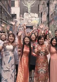 """MV """"Tết sum vầy"""" của du học sinh khắp nơi trên thế giới"""