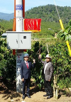 Lâm Đồng: Khánh thành công trình cấp điện cho 7 thôn vùng sâu