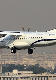 Vụ rơi máy bay ở Iran: Chưa thể xác nhận việc tìm thấy mảnh vỡ
