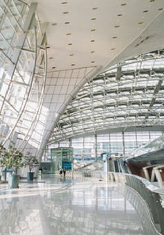 Sân bay Incheon (Hàn Quốc) hoạt động trôi chảy hơn với nhà ga mới