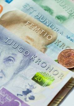 Thụy Điển bày tỏ lo ngại do tốc độ loại bỏ tiền mặt quá nhanh