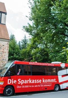 Dịch vụ Mobile Banking tại các vùng nông thôn Đức