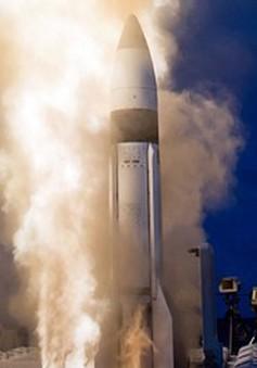 Đánh chặn tên lửa thất bại, Mỹ tốn 130 triệu USD