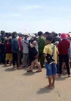 Tắm biển Long Hải, 1 người chết, 1 người mất tích