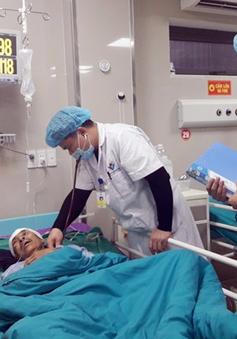 Phú Thọ: Bệnh viện tuyến huyện phẫu thuật thành công 3 ca chấn thương sọ não trong một ngày