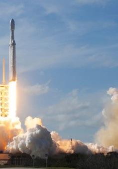 SpaceX phóng vệ tinh Internet tốc độ cao