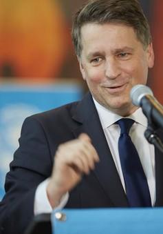 Hai quan chức Liên Hợp Quốc từ chức vì bê bối tình dục