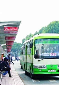 Trải nghiệm tuyến bus điểm tại TP.HCM