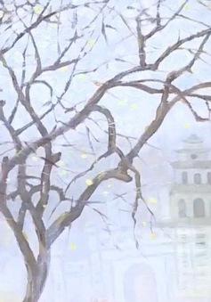 """Triển lãm mỹ thuật """"Hồ Gươm mùa xuân"""""""