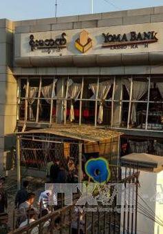 Myanmar: Hàng loạt vụ nổ bom tại thủ phủ bang Rakhine