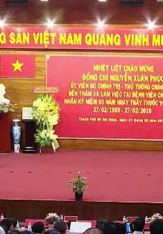 Thủ tướng chúc mừng Ngày Thầy thuốc Việt Nam
