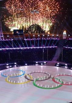 Lễ bế mạc Olympic mùa đông Pyeongchang 2018
