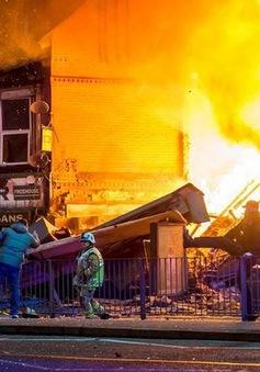 4 người thiệt mạng trong vụ nổ tại Leicester, Anh