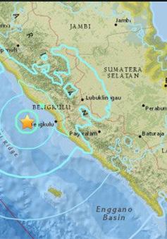 Động đất mạnh 6,1 độ Richter tại Indonesia
