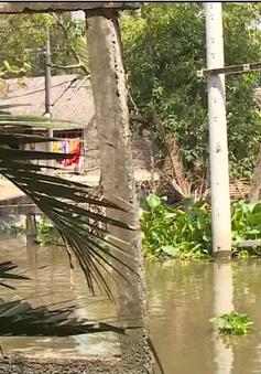 Hậu Giang: Dỡ cầu 3 năm nhưng không hoàn trả cầu cho dân