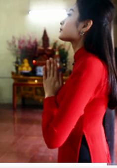 Cùng BTV Quỳnh Anh du xuân lễ chùa đầu năm