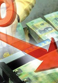 Lãi suất liên ngân hàng hạ nhưng vẫn ở mức cao