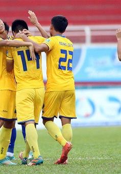 AFC Cup 2018: Văn Đức - Xuân Mạnh tỏa sáng, SLNA đánh bại nhà ĐKVĐ bóng đá Malaysia