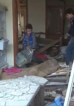 Lệnh ngừng bắn nhân đạo tại Syria bị vi phạm