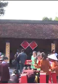 Nét đẹp làng quê tái hiện qua Lễ Hội Làng Chòng