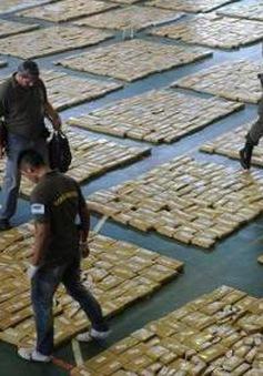 Cảnh sát Argentina và Brazil thu giữ lượng lớn cần sa