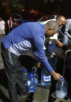 Thành phố Cape Town sẽ sớm cạn sạch nước