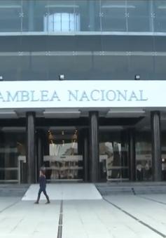 Tòa nhà Quốc hội Ecuador bị đe dọa đánh bom