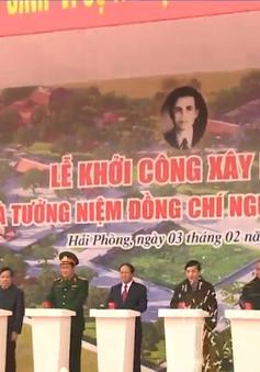 Khởi công Nhà tưởng niệm đồng chí Nguyễn Đức Cảnh