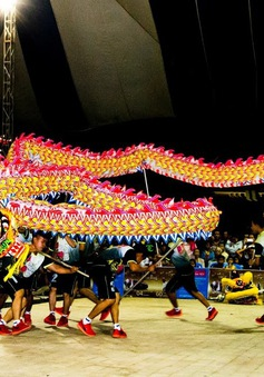 Khai mạc Giải Lân-Sư-Rồng toàn quốc lần thứ V